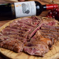【天神×肉バル】ローストビーフや500gもある特大Tボーンステーキなどボリューム満点の肉バルコースです。