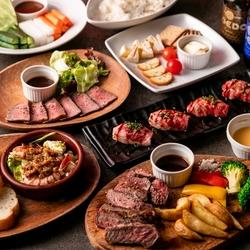 当店自慢の肉料理を心行くまでお楽しみいただけるプランです♪心ゆくまで食べ放題をご堪能ください!