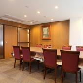 ビジネスからプライベートまで、幅広く利用できる完全個室