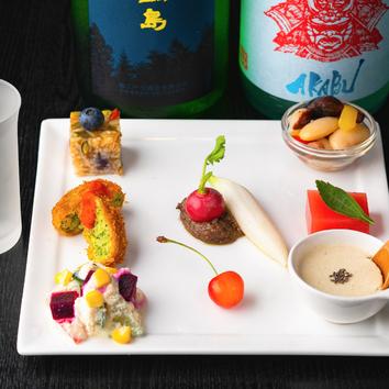 ●ご宴会コース(料理のみ6品)