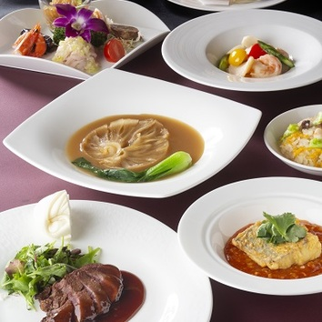 ■ディナー 厳選「椿」コース