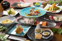 新鮮な魚介料理と極上のお肉料理をご堪能下さいませ。きっとご満足頂けます。