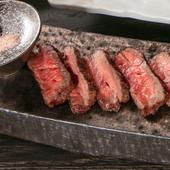 地産地消にこだわり厳選された銘柄和牛を味わう『飛騨牛ステーキ』