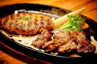 古き良き日本の味『特製デミグラスハンバーグ』