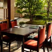寿司・天ぷら・会席料理、全てを網羅できる日本料理店