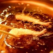 """江戸前の揚げ油と瀬戸内の魚介が融合した""""未体験の軽い天ぷら"""""""