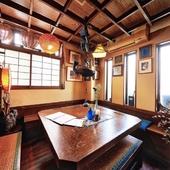 沖縄の趣き溢れる空間で心も体もゆったりとリラックス