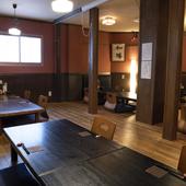 45名まで対応可能な2階の座敷で、季節ごとの宴会を楽しめる