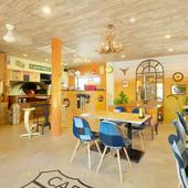 オーナーのこだわりが詰まった「フォトジェニック」なカフェ