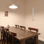 江南地方の古民家の雰囲気をモチーフにした、快適空間