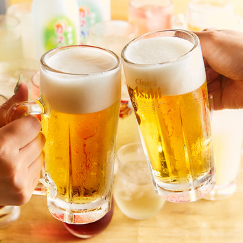 ●<当日予約OK!>2H単品飲み放題