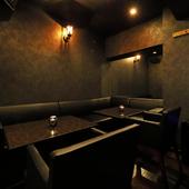 ◆商談等のご接待にオススメのソファー席◆