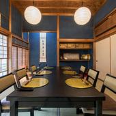 美味しい料理と心地よい空間で、ワンランク上の会食を