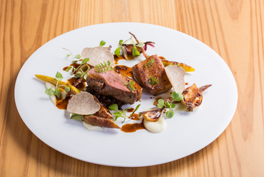 しっかりとした肉質の地元産合鴨肉を堪能『奥信濃からの贈り物 飯綱産合鴨』