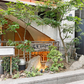 銀座での大人の女子会に!京都で憩うような贅沢な時間が叶う