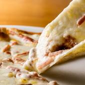 必ず味わいたい、西尾の「酪牧場」ゴーダチーズのピザ
