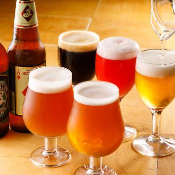 ●【超得】クラフトビール付き単品飲み放題
