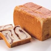 あんことバターの絶妙さを知るエリアならではのメニュー『だから君が好き(小倉あん)1斤 』