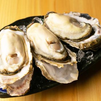 北海道『厚岸産牡蠣と対馬鮮魚コース12品』8000円⇒6500円