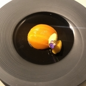 鮎を丸ごと味わえる『鮎のパテ 紫蘇の香る爽やかな胡瓜のソース』