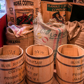 自家焙煎豆販売