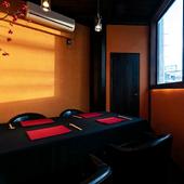完全予約制の特別な空間で楽しめる、創作イタリアン