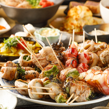 【大宴会コース】チキン南蛮など全8品2時間飲み放題付き3500円