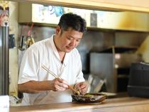 """基本に忠実に、培ってきた経験を生かした""""料理""""で魅了する"""