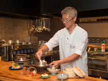 ゲストのことを大切にした接客とおいしい料理で最上級のもてなし
