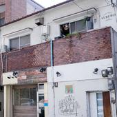 【ALBERO】は、元「下宿屋」だった築60年の建物の2階