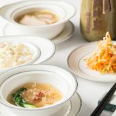 口の中に入れる全ての食材を、計算しつくしてから調理開始