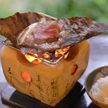 お昼のコース料理「昼膳」(平日15時まで)