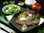 ・おばんざい6種類・煮付け・天婦羅・食事・デザート コーヒー