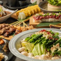 和風ローストビーフをはじめ、選べるメイン&鮮魚4種盛合せなどもついた贅沢プラン♪生ビールなどSドリ付