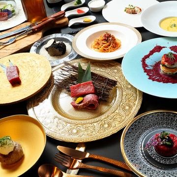 【2H飲放題付・肉寿司等全12品】春爛漫コース