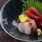 「伝統×革新」をテーマに、和の伝統・技法は崩さず、洋の食材と組み合わせたり新しい味を追求した、まさに一期一会の現代日本料理。接待などの会食に最適です。
