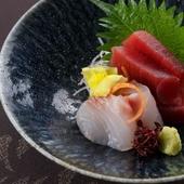素材にも調理法にもこだわり、繊細でいて大胆な日本料理が揃った『一期一会』