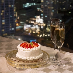 誕生日、記念日、賀寿などお祝いのお席に是非。お得な特典満載の特別な懐石