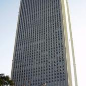 サンシャイン60の59階、自然をイメージした「天空の庭」