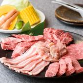 ボリューム満点、味もよし。バラエティ豊かなおいしさを楽しめる『ファミリーセット』