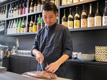 「料理と酒の組み合わせ」を楽しめる、海鮮居酒屋