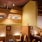 「食」に精通している道産子たちも納得の食材が日々入荷。北海道や東北の出身や、北海道の「食」のファンたちが挙って訪れています。接待もまたしかり。おいしい食事を囲む会食にお誂え向きの料理店です。