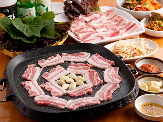 料理 小倉 韓国