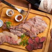 肉・肉・肉! お肉大好きな人たちのためにオススメ『グリルプレート』