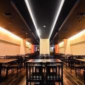 特別な日のパーティーに最適な大型個室はオシャレな和空間で!!