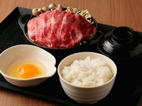 上質なお肉を心いくまで楽しんで頂けるランチをご用意。ごはん大盛り・お替りは無料です。野菜たっぷりメニューや数量限定メニューも楽しめます。