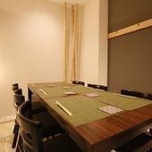 2部屋を繋げれば宴会や慶弔の会食などにも対応可能