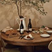 """イタリアの小さな街の""""ワイン食堂""""でくつろぐような心地よさ"""
