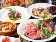 炙り肉寿司食べ放題×肉バル ミートギャング 名古屋駅店