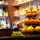 季節感豊かなフルーツとリキュールの美味溢れるコラボを楽しんで